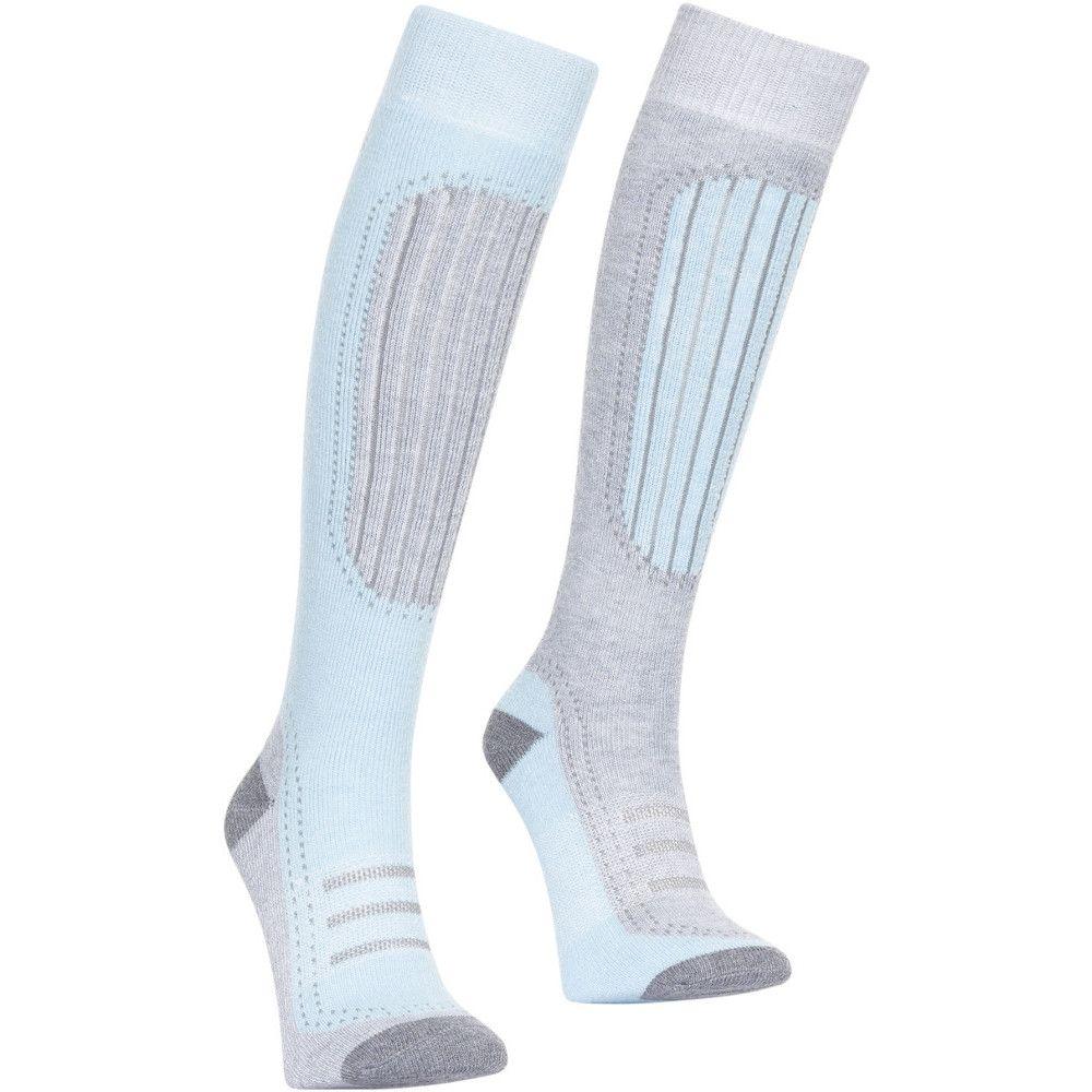 Trespass Womens/Ladies Janus II Acrylic Two Pair Technical Ski Socks
