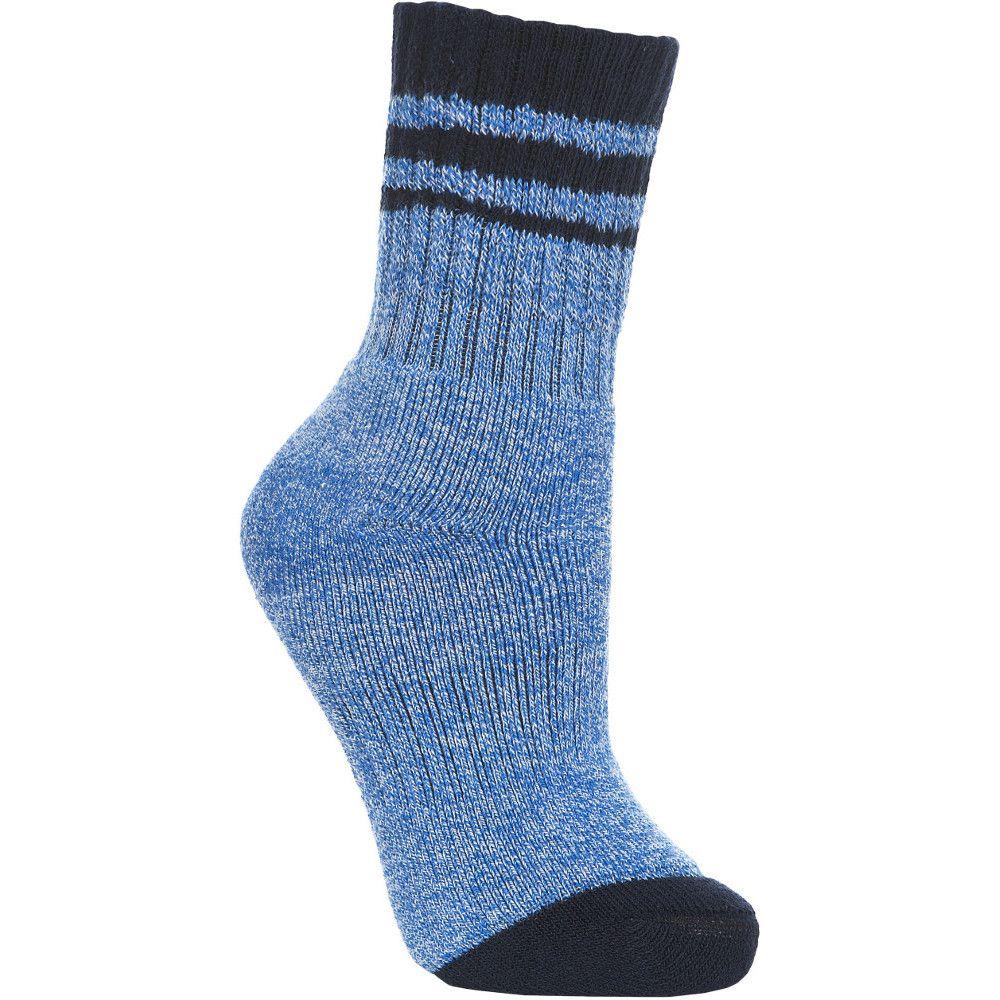 Trespass Boys & Girls Vic Cotton Inner Lined Anti Blister Socks