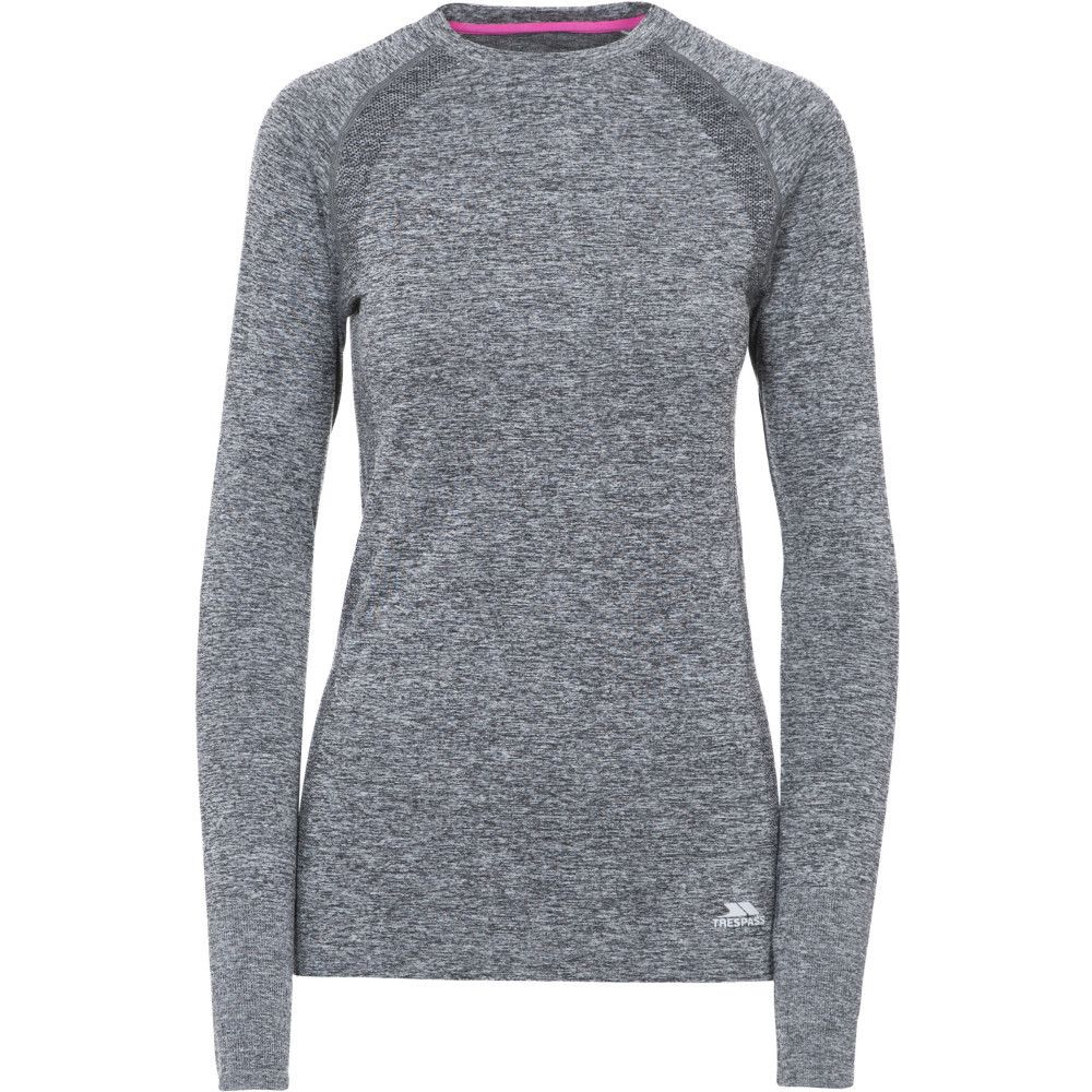 Trespass Womens/Ladies Welina Long Sleeve Quick Dry Wicking Active Top