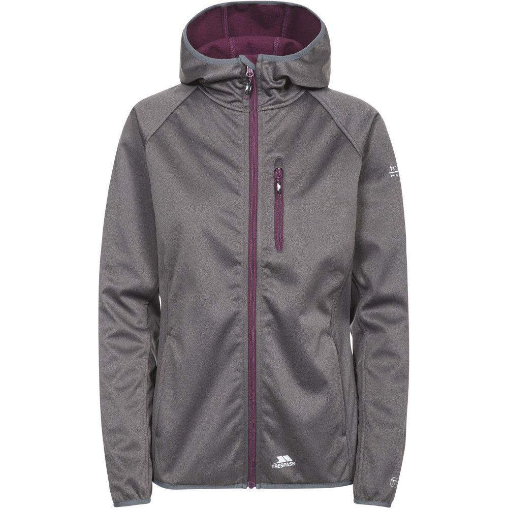 Trespass Womens/Ladies Shelly Waterproof Breathable Softshell Jacket