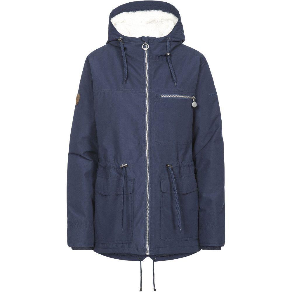 Trespass Womens/Ladies Forever Waterproof Breathable Padded Jacket