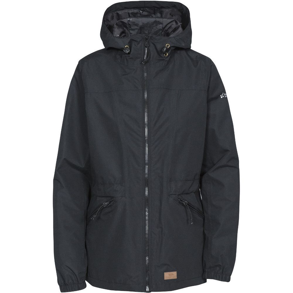 Trespass Womens/Ladies Cruella Hooded Waterproof Walking Jacket Coat