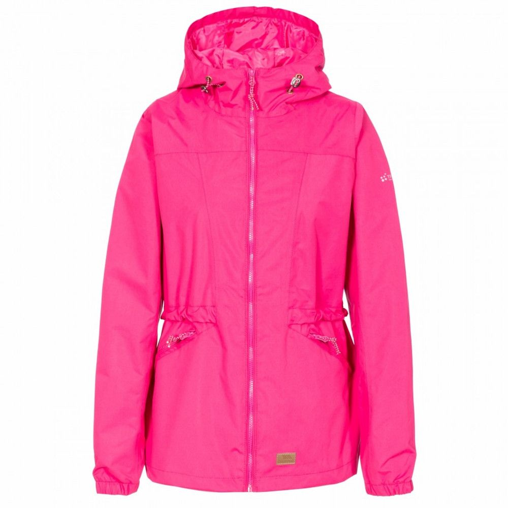 Trespass Womens/Ladies Cruella Hooded Waterproof Walking Jacket Coat