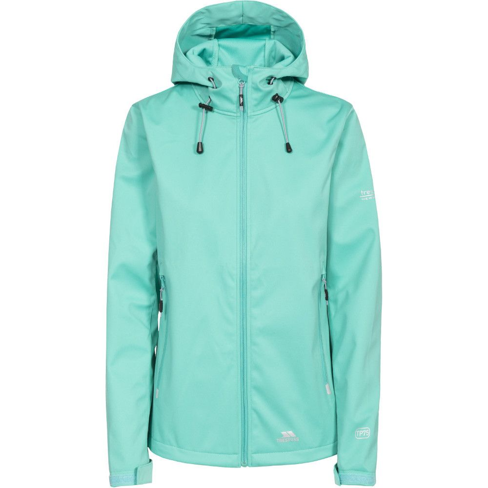 Trespass Womens/Ladies Marsa Softshell Waterproof Walking Jacket