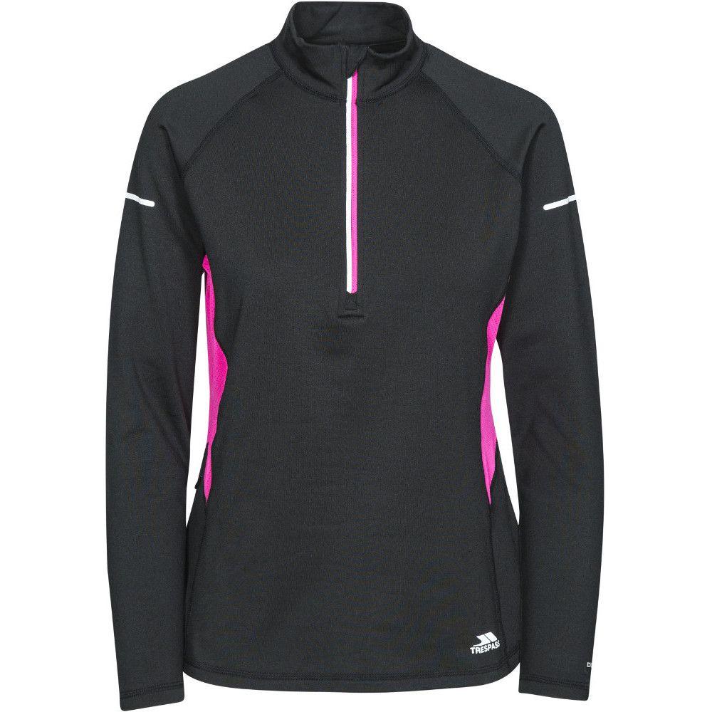 Trespass Womens/Ladies Persinii Long Sleeve Fitness Running  Tops