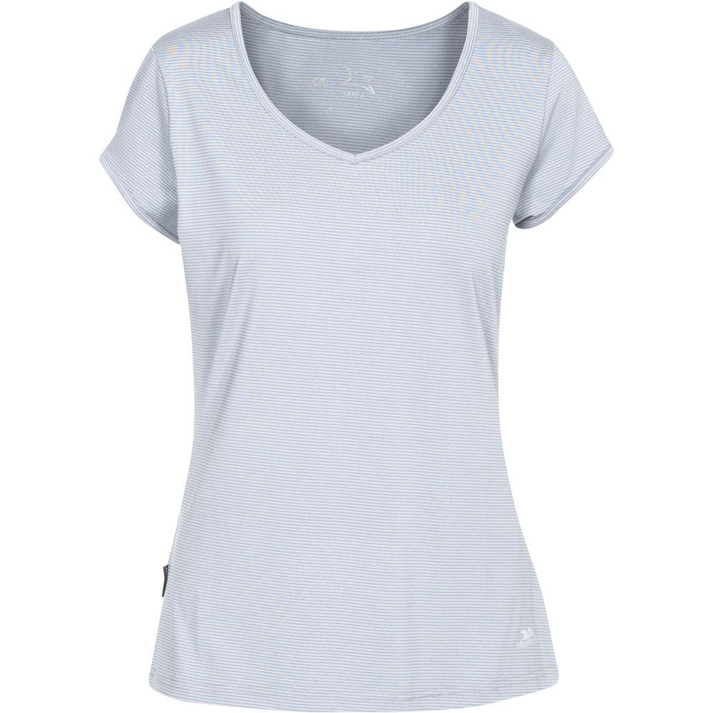 Trespass Womens/Ladies Mirren Short Sleeve Quick Dry Fitness T-Shirts