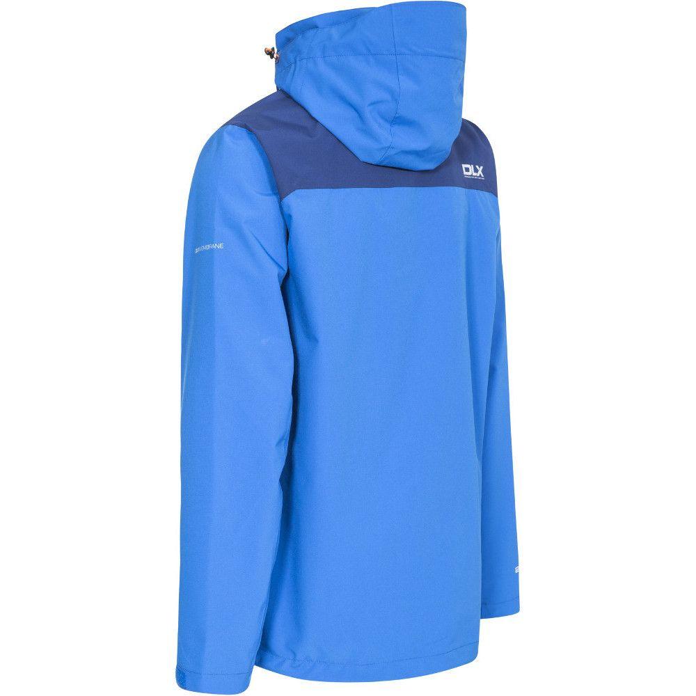 Trespass Mens Ginsberg Waterproof Breathable Outdoor Walking Jacket