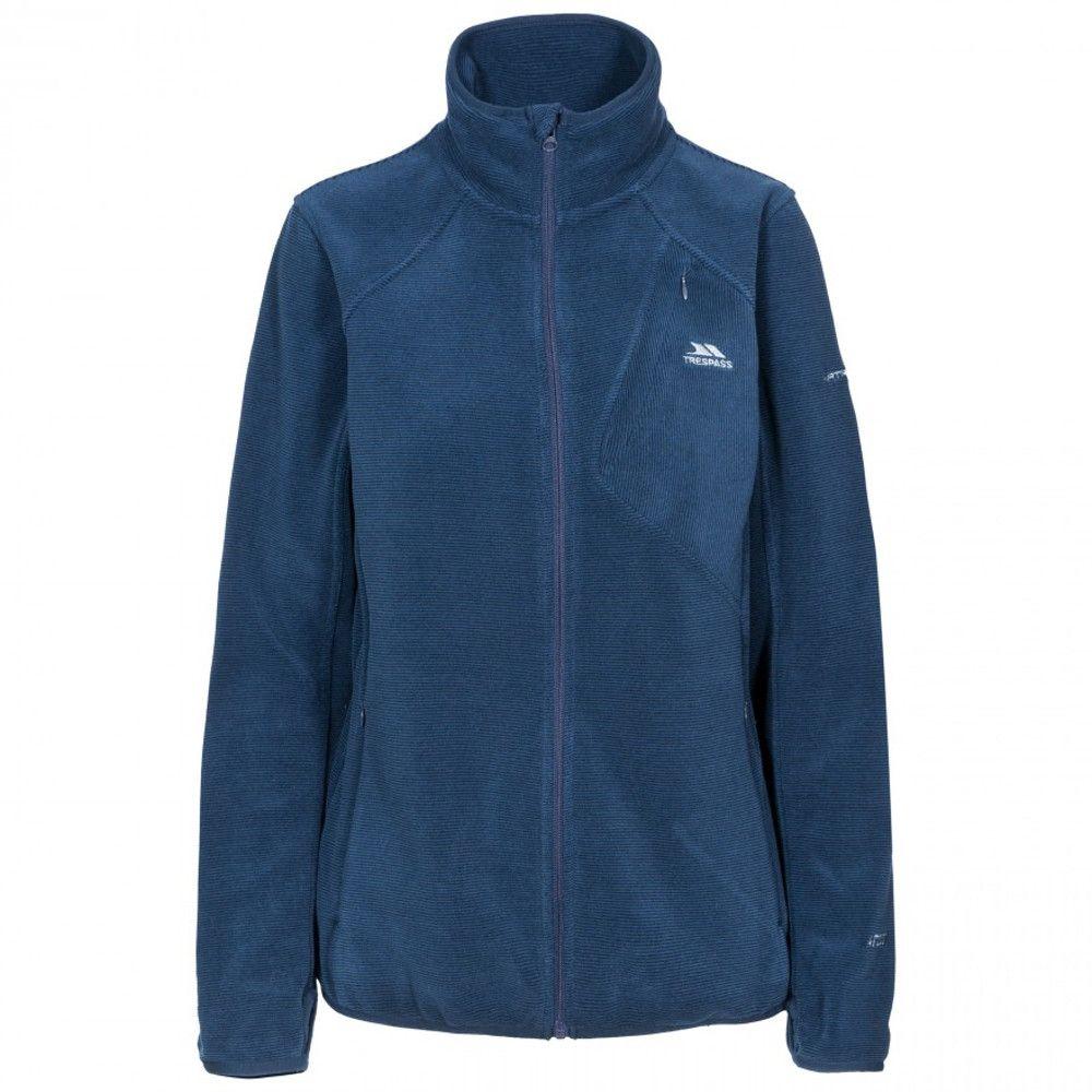 Trespass Womens/Ladies Ciaran Full Zip Warm Walking Fleece Jacket