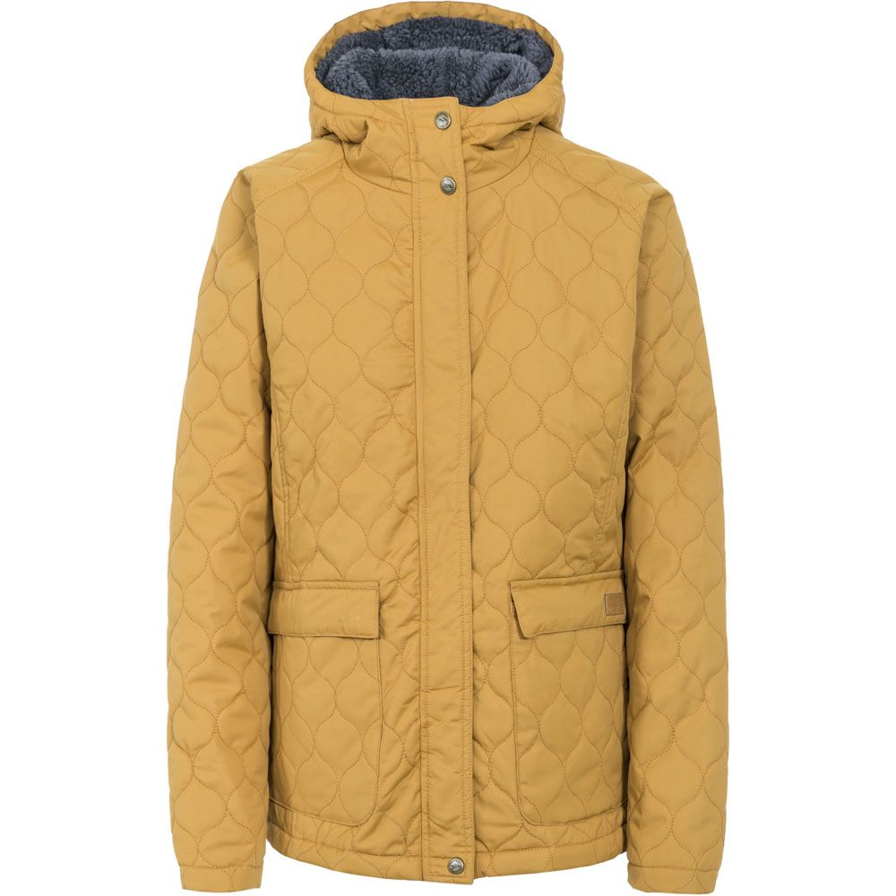Trespass Womens/Ladies Tempted Padded Insulated Hooded Jacket Coat