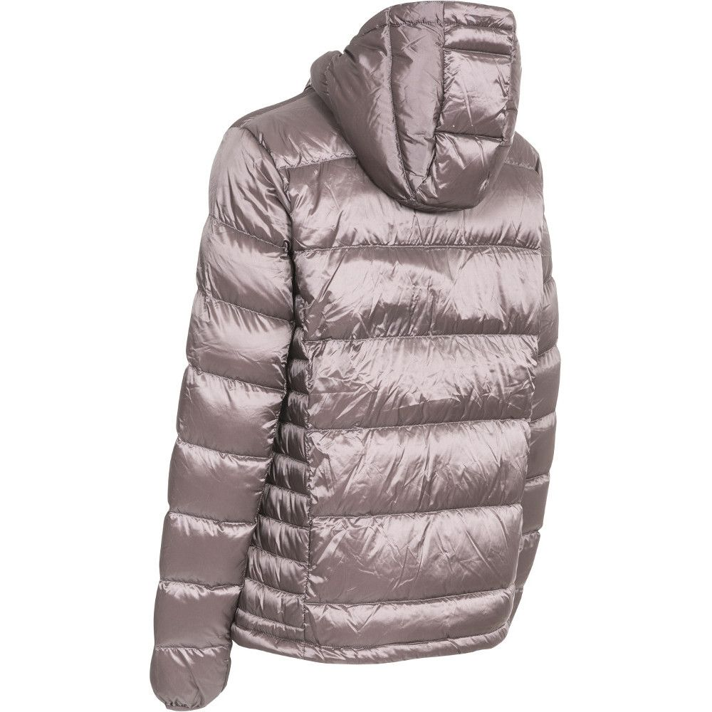 Trespass Womens/Ladies Bernadette Hooded Padded Ultra Lightweight Coat