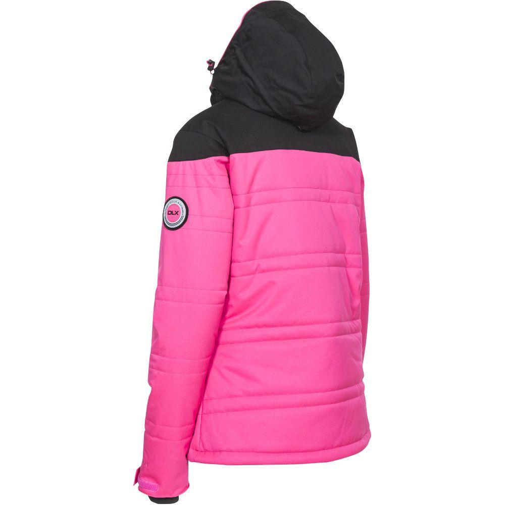 Trespass Womens/Ladies Thandie Waterproof Breathable Hooded Ski Coat