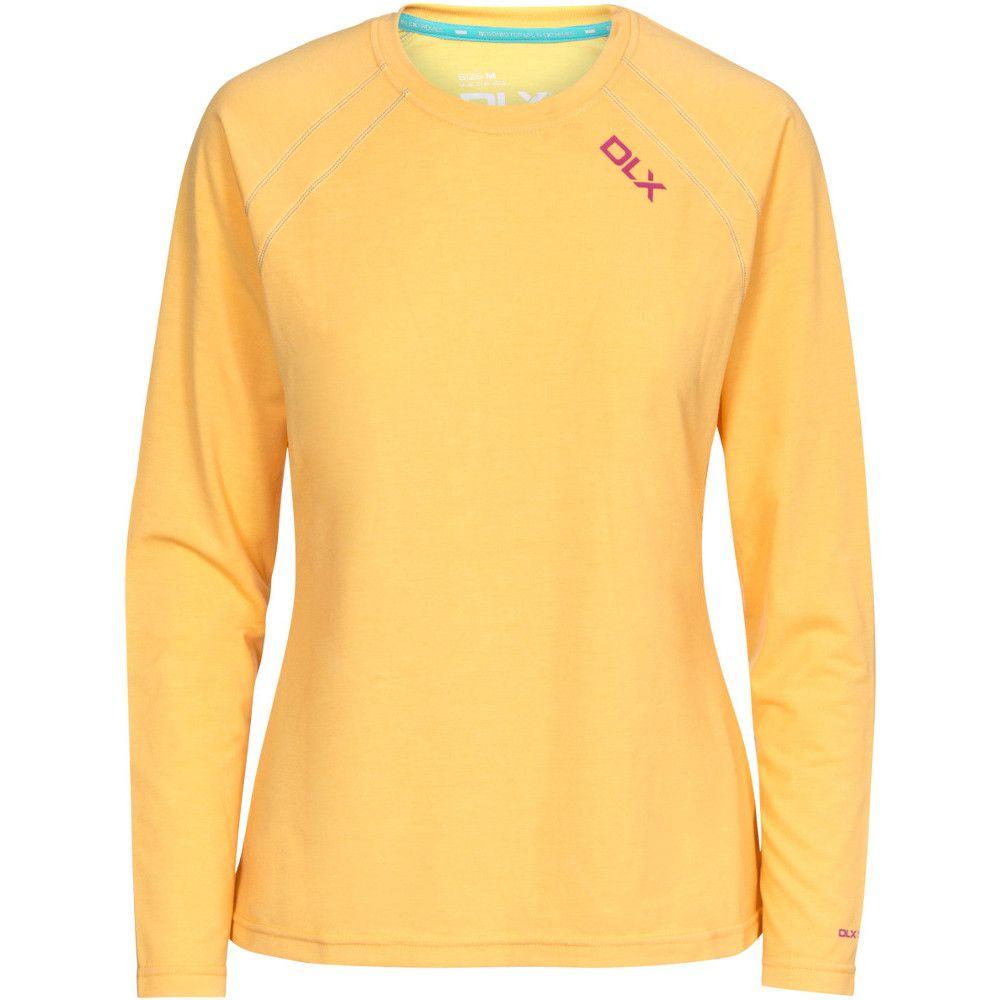 Trespass Womens/Ladies Cali Quick Dry Half Zip Long Sleeve Running Top