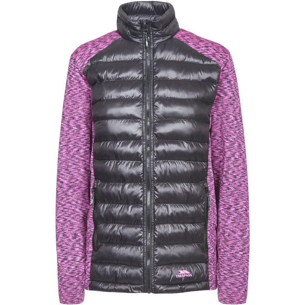 Trespass Womens/Ladies Torrey Warm Padded Long Sleeve Insulated Coat