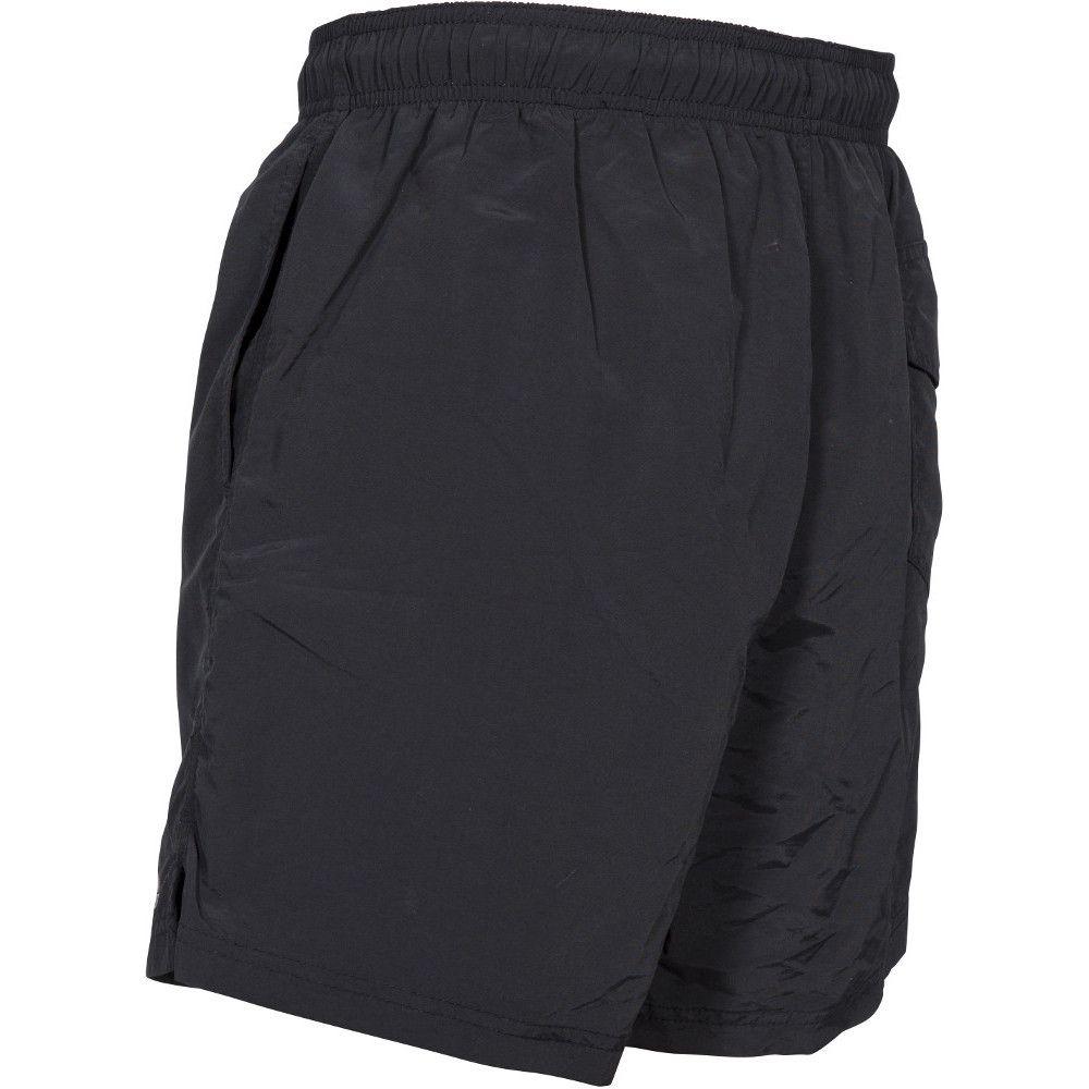 Trespass Mens Luena Mid Length Elasticated Swimming Shorts