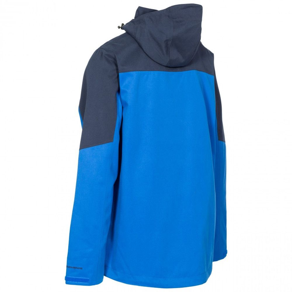 Trespass Boys Danson DLX Waterproof Breathable Jacket