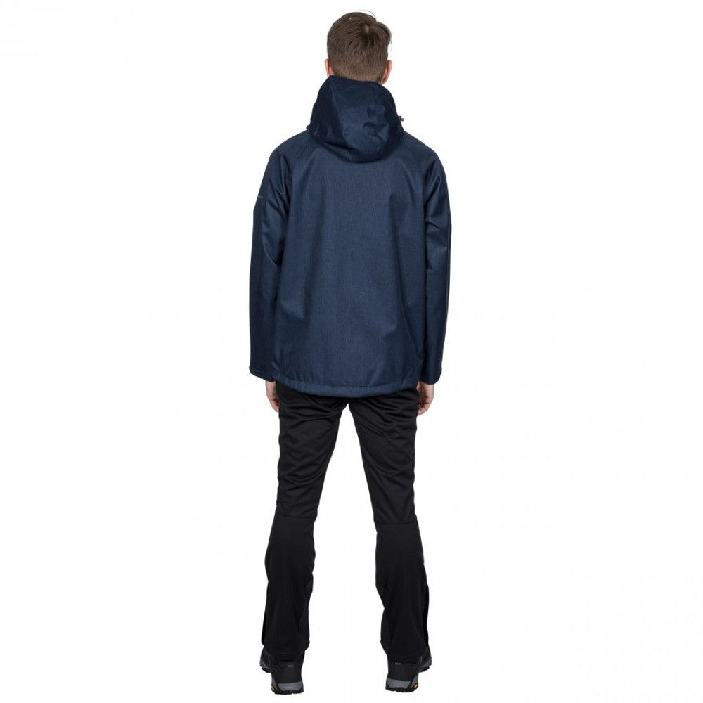 Trespass Boys Dupree DLX Waterproof Breathable Jacket