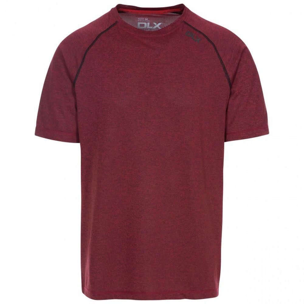 Trespass Boys Deckard DLX Short Sleeve Polyester T Shirt