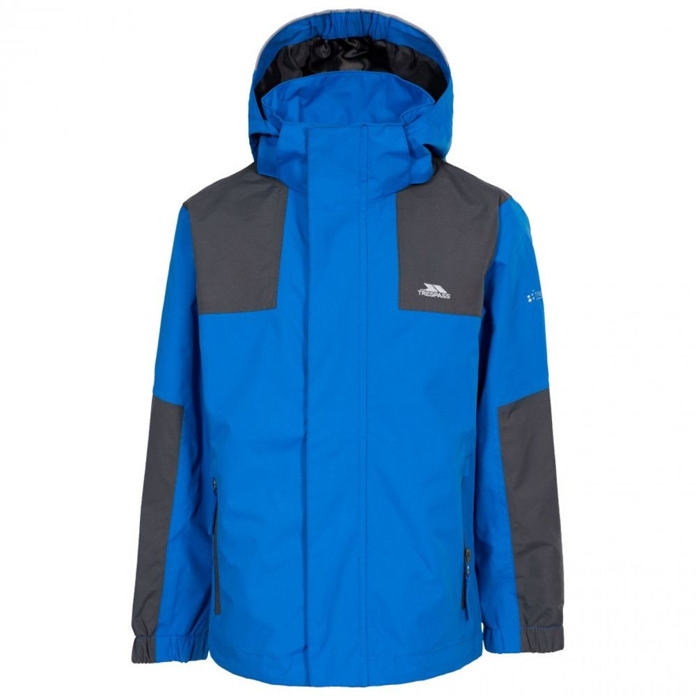 Trespass Boys Farpost TP50 Waterproof Windproof Jacket