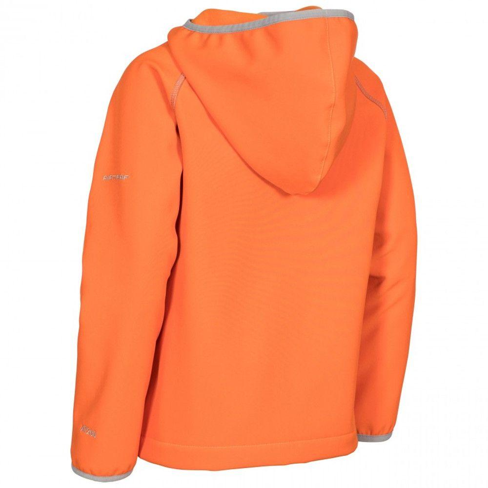 Trespass Girls Kian Lightweight Softshell Zip Up Jacket