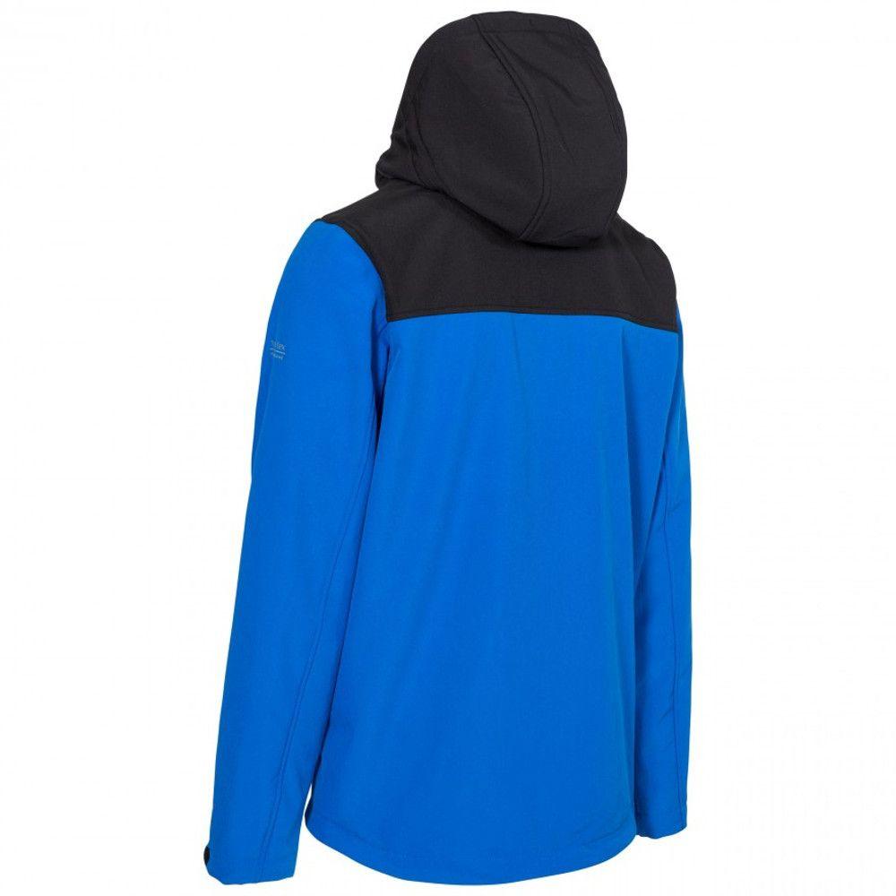 Trespass Mens Hebron II Waterproof Softshell Zip Up Jacket