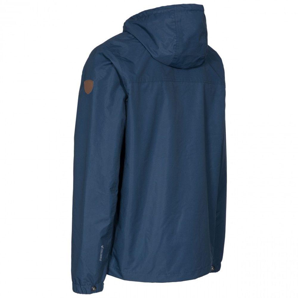 Trespass Mens Anchorage Waterproof Windproof Hooded Jacket