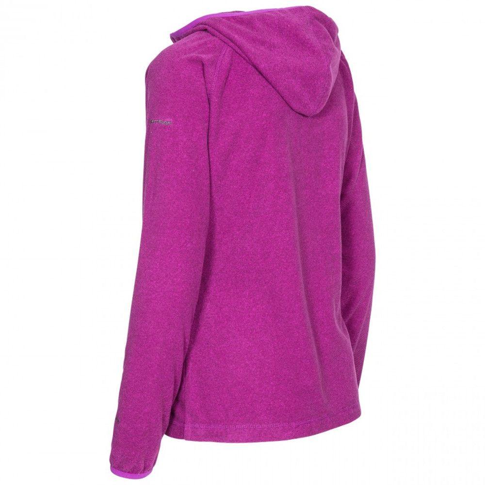 Trespass Womens Jennings AT100 Full Zip Microfleece Jacket