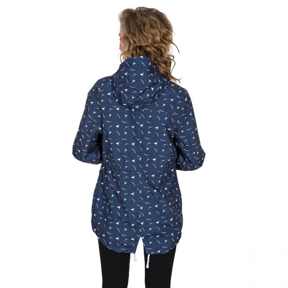 Trespass Womens Drifting TP75 Waterproof Parka Jacket Coat