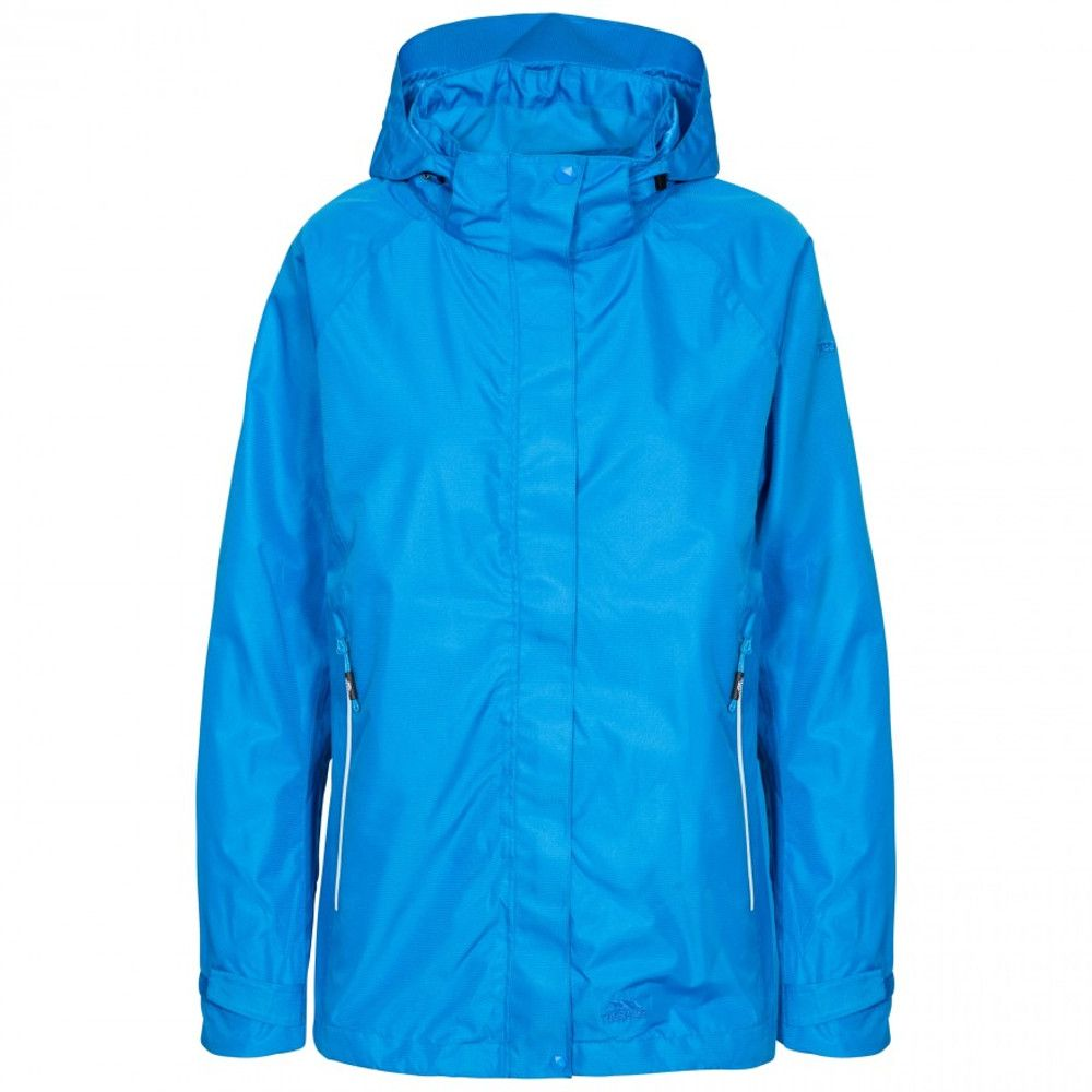 Trespass Womens Review TP75 Tres-Tex Waterproof Shell Jacket