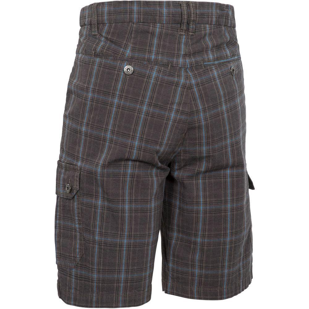 Trespass Mens Earwig Longer Length Walking Cargo Shorts