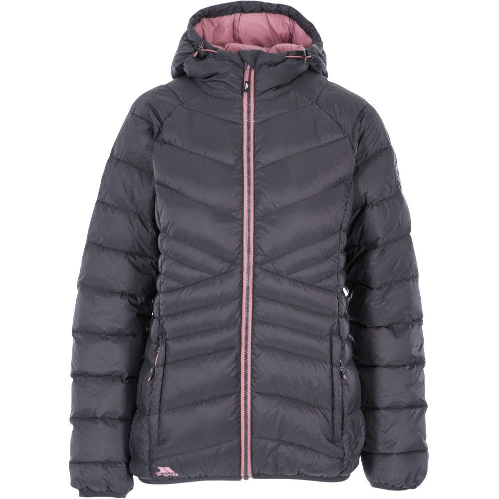 Trespass Womens Julieta Ultra Lightweight Warm Padded Coat