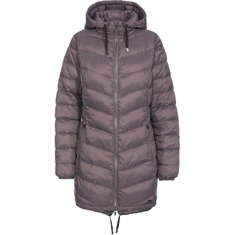 Trespass Womens Rianna Ultra Lightweight Padded Casual Coat