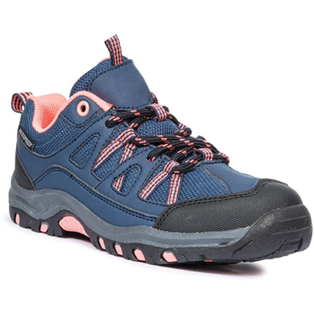Trespass Girls Gillon Low Cut Breathable Walking Shoes