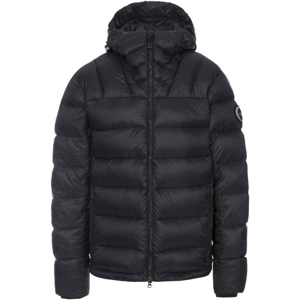 Trespass Mens Chadwick Padded Down Feather Insulated Jacket