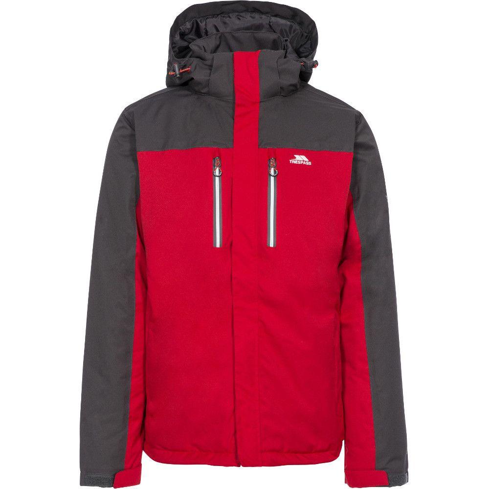 Trespass Mens Tolsford TP75 Waterproof Breathable Jacket