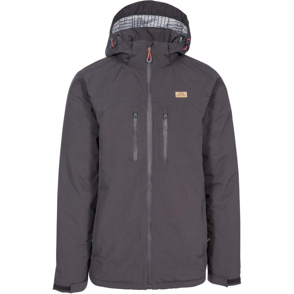 Trespass Mens Toffit TP75 Waterproof Breathable Warm Jacket