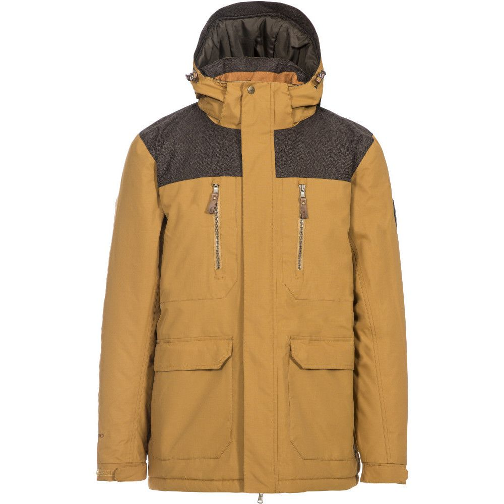 Trespass Mens Rockwell DLX Waterproof Breathable Jacket