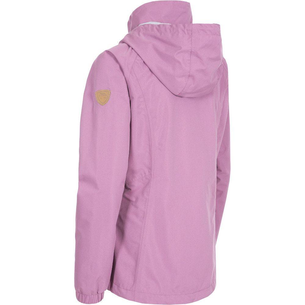 Trespass Womens Boom Breathable Waterproof Coat