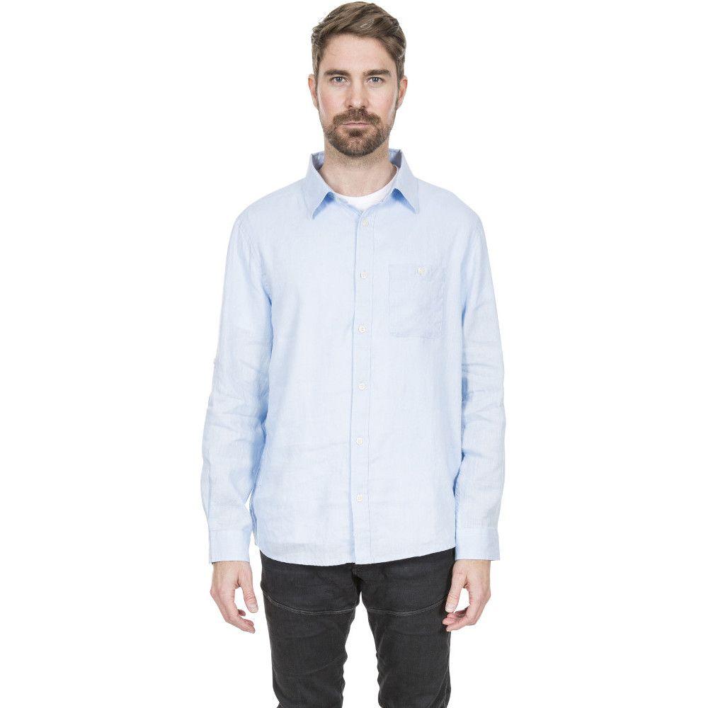 Trespass Mens Linley Breathable Casual Long Sleeve Shirt