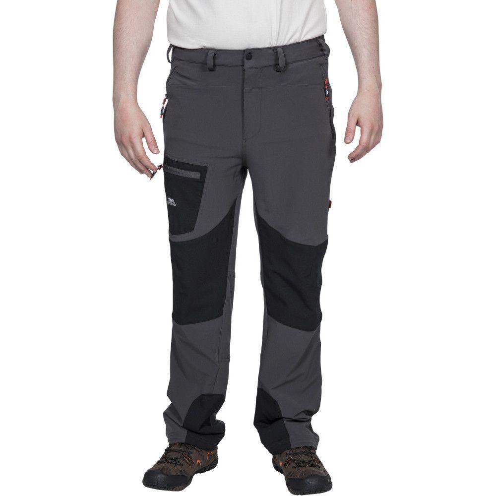 Trespass Mens Passcode Mosquito Repellent Walking Trousers