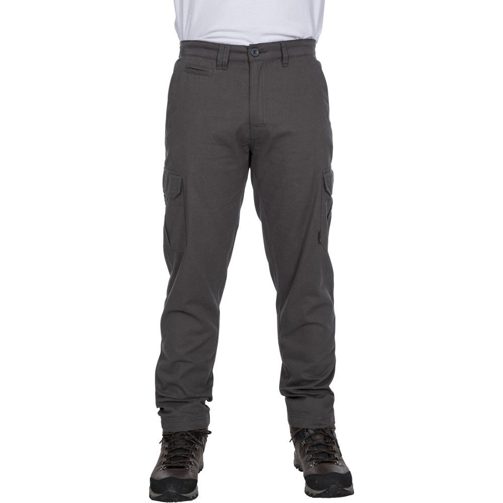 Trespass Mens Tipner Breathable Lightweight Walking Trousers