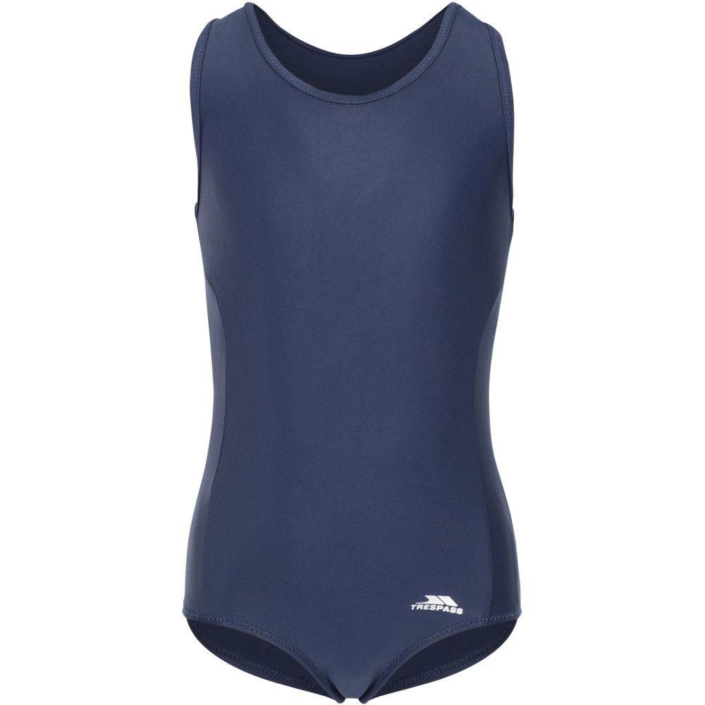 Trespass Girls Wakely Swimwear One Piece Swimsuit