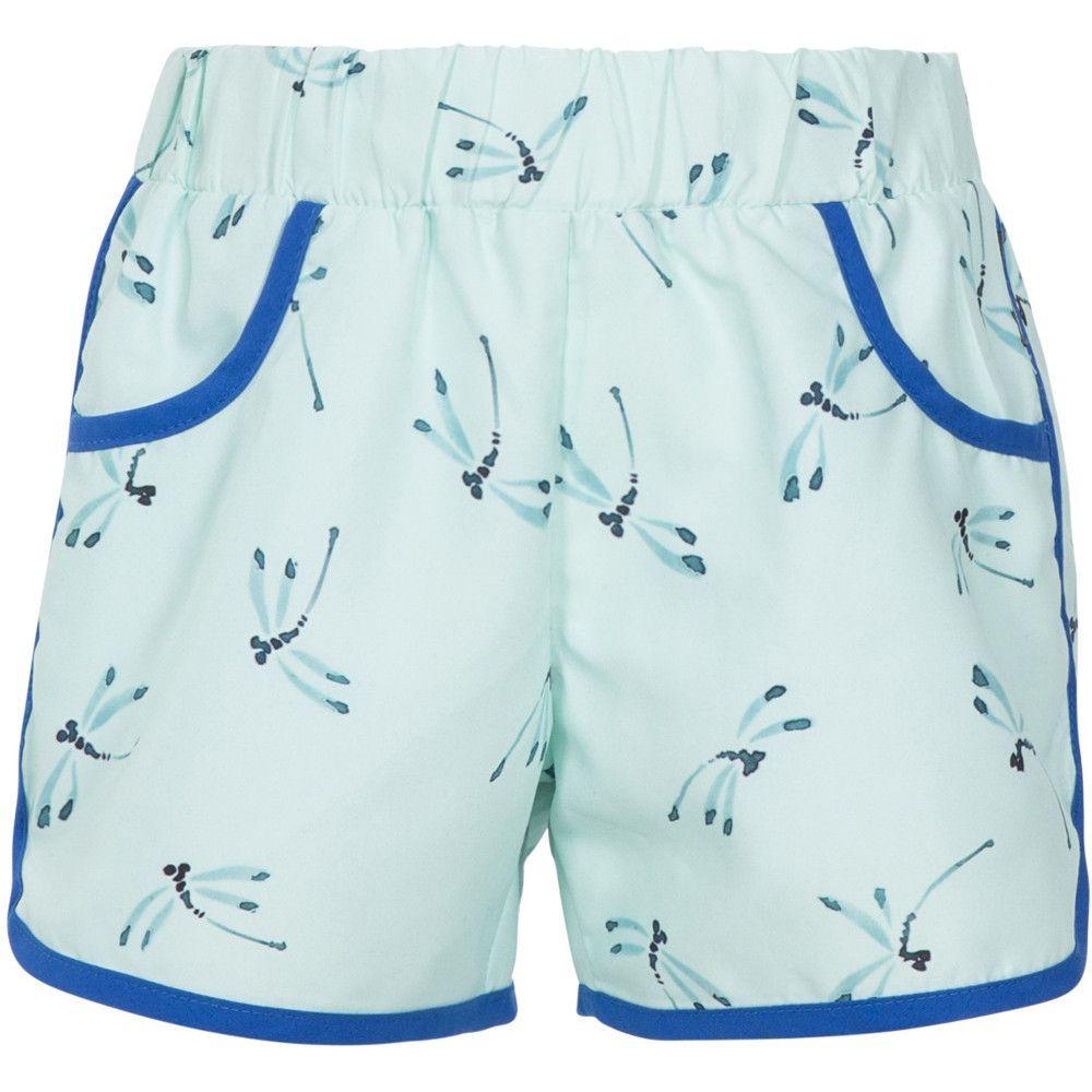 Trespass Girls Stunned Elasticated Summer Shorts