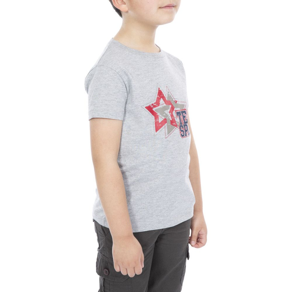 Trespass Boys Awestruck Quick Drying Graphic T Shirt