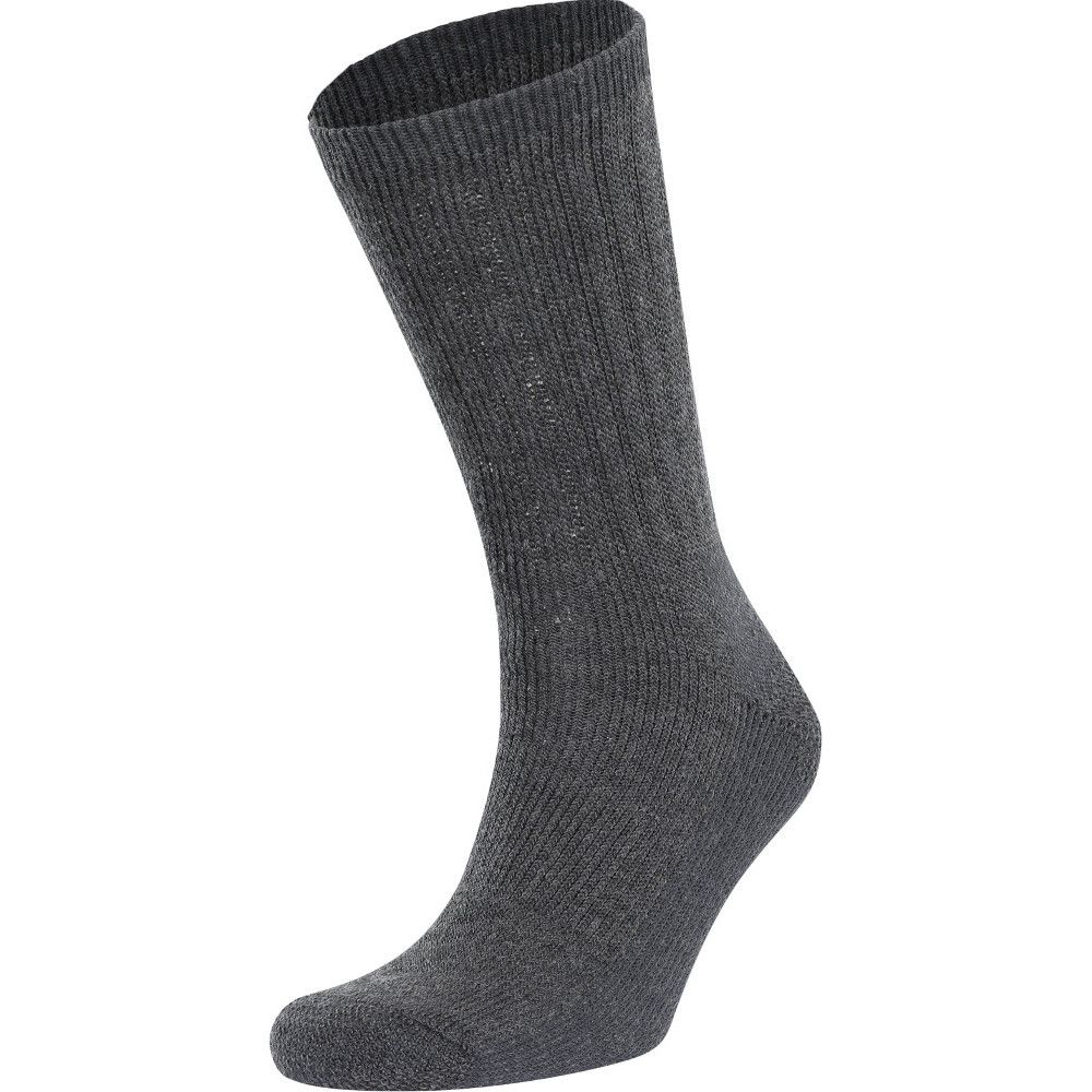 Trespass Mens Stroller Ribbed Outdoor Walking Socks