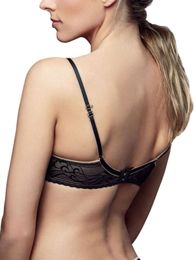 Soft Comfort Push Up Bra
