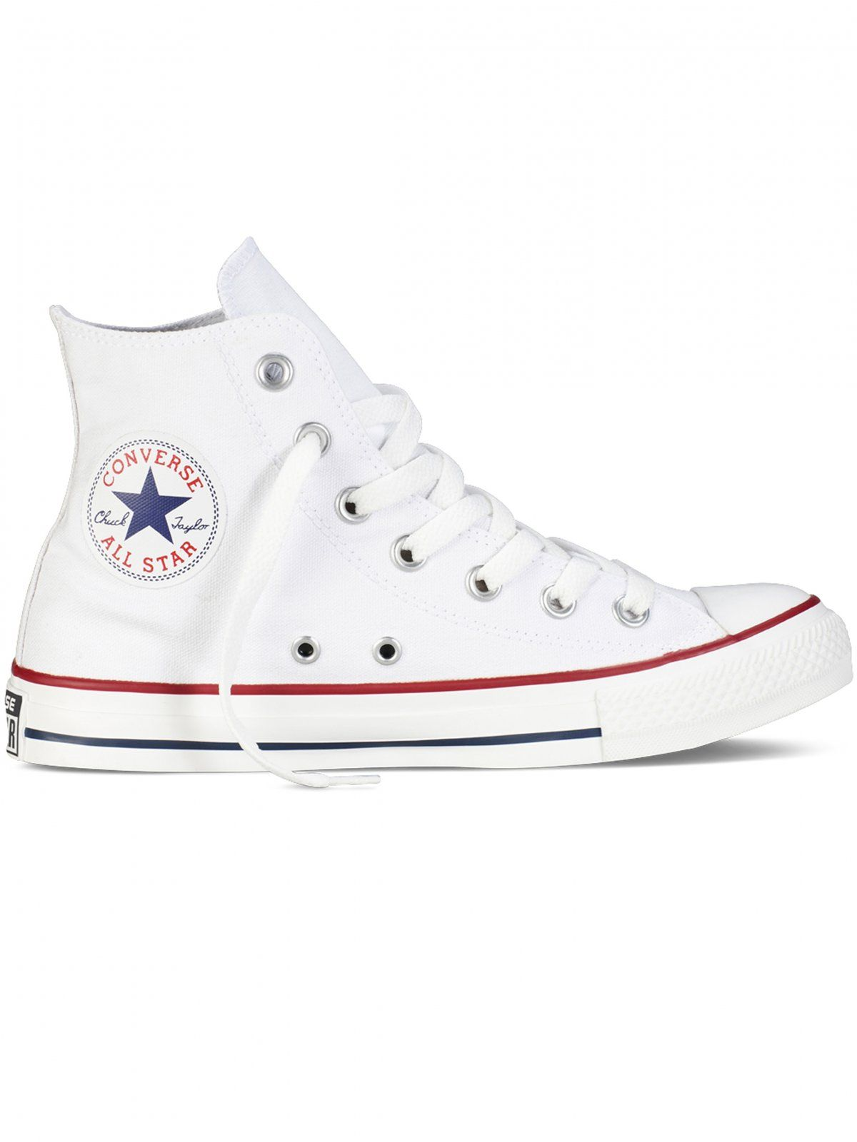 Converse All Star Unisex Chuck Taylor High Tops - White