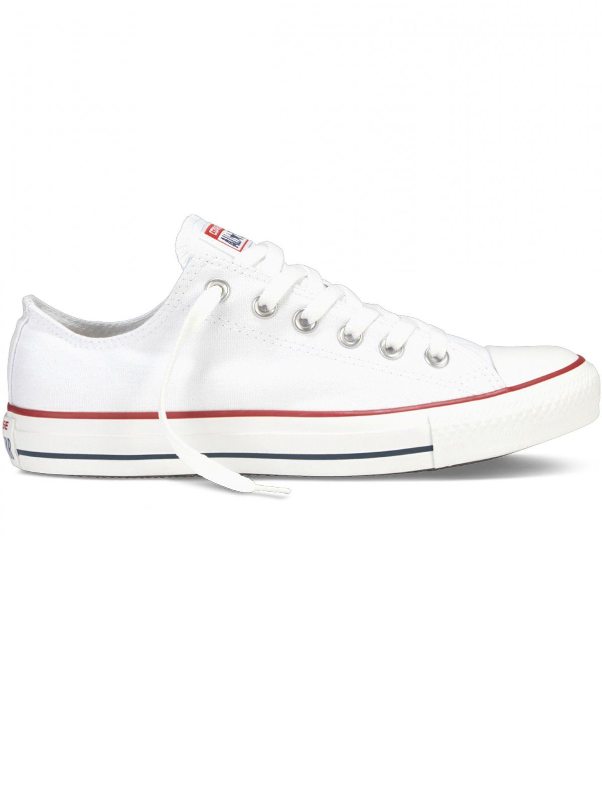 Converse All Star Unisex Chuck Taylor Low Top - White