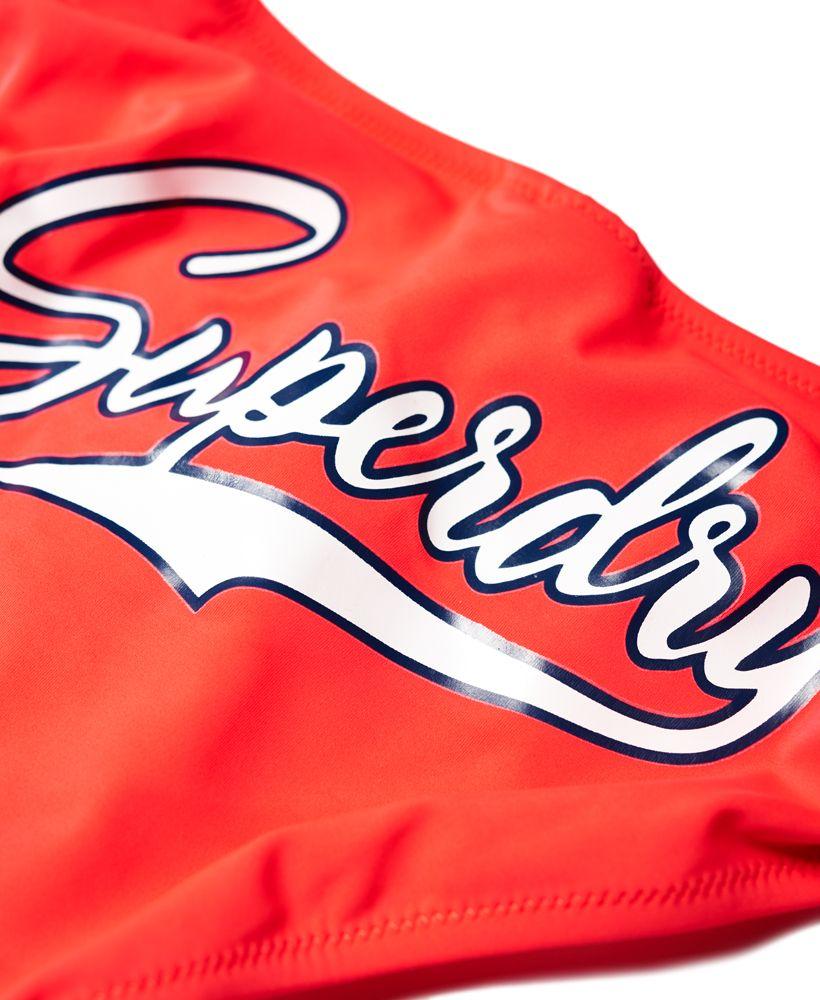 Superdry Varsity '09 Bikini Bottoms