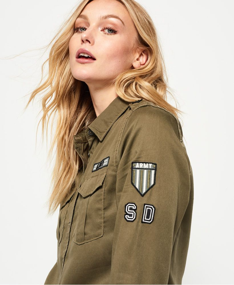 Superdry Military Shirt