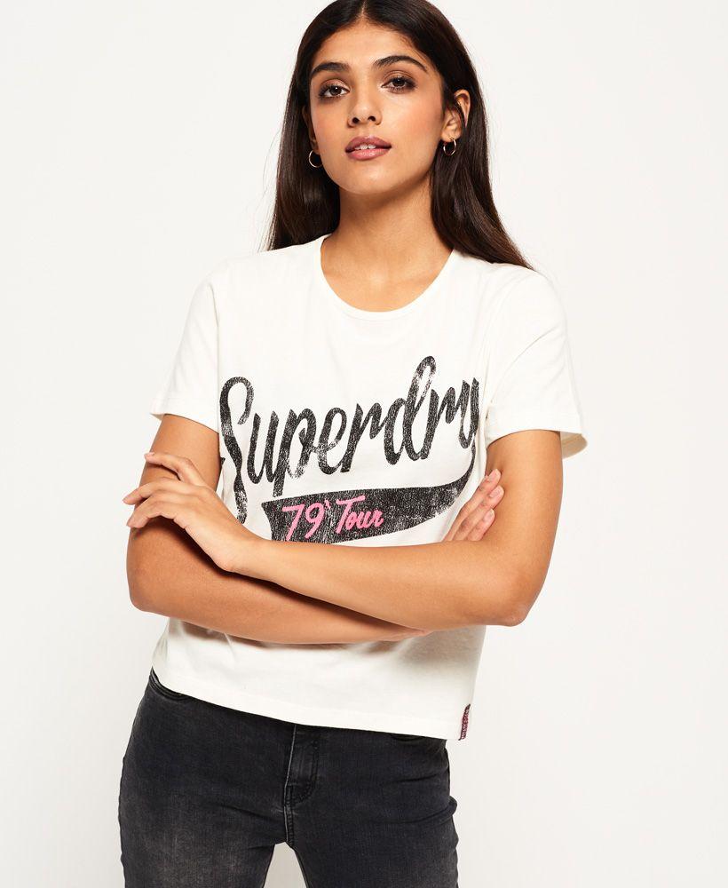 Superdry Tour Boxy T-Shirt
